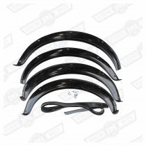 GROUP 2 WHEEL ARCH SET( 4)