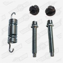 HEADLAMP ADJUSTER KIT(TWO)-1 HEADLAMP
