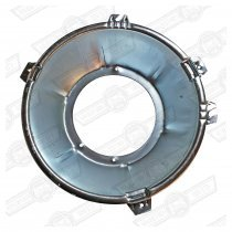 HEADLAMP BACKING SHELL - SEALED BEAM