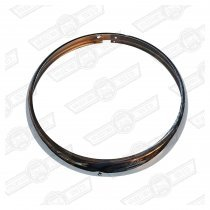 HEADLAMP BEZEL-CHROME NON GENUINE