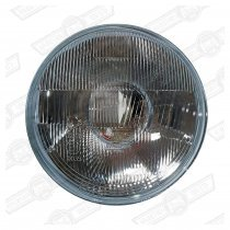 HEADLAMP-HALOGEN H4-(O.E. QUADOPTIC) LHD-'97 ON