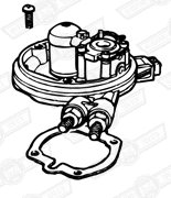 HYDRAULIC ASSEMBLY KIT (INJECTOR)-THROTTLE BODY-SPI