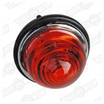 INDICATOR UNIT-AMBER GLASS LENS