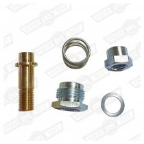 JET BEARING KIT-FIXED NEEDLE HS CARBURETTERS