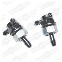 JET- WASHER -CHROME-TWIN-PAIR