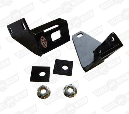 KAD REAR CAMBER/ TRACK BRACKETS PAIR