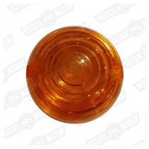 LENS-INDICATOR- SCREW-ON -AMBER-'88-'96