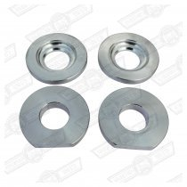 MOUNTING KIT-SUBFRAME TOWER ALLOY TYPE (PAIR)