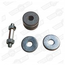 MOUNTING KIT-WIPER MOTOR -PRE 1970 (3 REQUIRED)