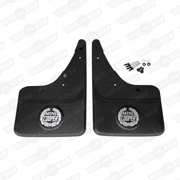 MUD FLAP KIT-COOPER BRANDED