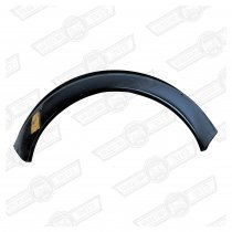 MUD GUARD-REAR WHEEL ARCH LH