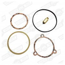 NEEDLE VALVE & SEAT KIT-HS CARBURETTERS