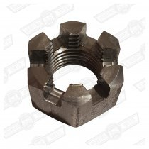 NUT- 5/16 UNF, HUB TO STUB AXLE-L.H.(LH THREAD)