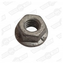 NUT-FLANGED-M6 METRIC FINE