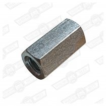 NUT-RETAINING-POLYVEE TENSIONER PULLEY-MPI '97 ON