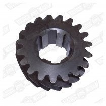 PINION-FINAL DRIVE-15 TEETH-A+