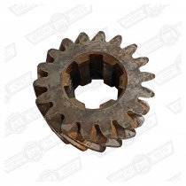 PINION-FINAL DRIVE-18 TEETH-A+