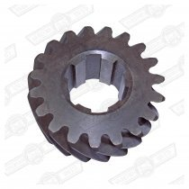 PINION-FINAL DRIVE-19 TEETH-A+