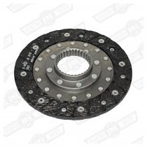 PLATE-DRIVEN, DIAPHRAGM CLUTCH, ROAD/RALLY