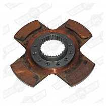 PLATE-DRIVEN-PADDLE TYPE-DIAPHRAGM CLUTCH (RACE)