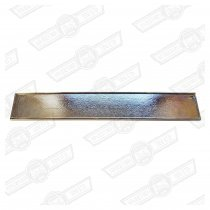 PLINTH-CHROME BOOT LID BADGE-MK3