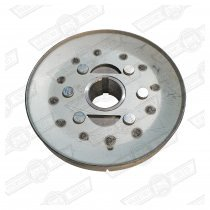 PULLEY-CRANKSHAFT-'70-'80 850 & 998cc