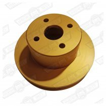 PULLEY-WATER PUMP-4 3/4'' '85 ON