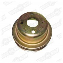 PULLEY-WATER PUMP-POLYVEE TYPE BELT-MPI '97 ON