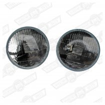 QUADOPTIC HALOGEN HEADLAMP KIT-NO SIDELIGHT-RHD