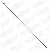 RACK TUBE AND NUT-WIPERS- 950mm (CUT TO LENGTH AND FLARE)