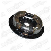 REAR BRAKE AND BACKPLATE ASSEMBLY-RH (GEN CAPARO)