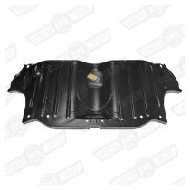 REAR SEAT BULKHEAD-SALOON