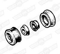 REPAIR KIT- FOR GWC1126 REAR WHEEL CYLINDER