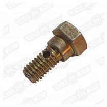 SCREW-ACCELERATOR CABLE TO TRUNNION-1275cc CARB '92-'94