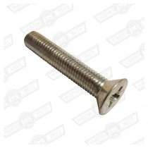 SCREW-COUNTERSUNK-1/4 UNF x 1 3/8''