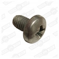 SCREW-RECESSED,PAN HEAD-. M5 x 8mm