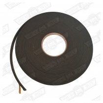 SEALING STRIP-WOOD TO BODY- 10 METRE ROLL