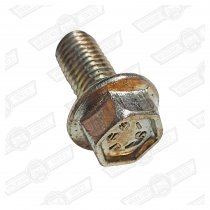 SET SCREW-FLANGED HEAD 1/4 UNF x 1/2''