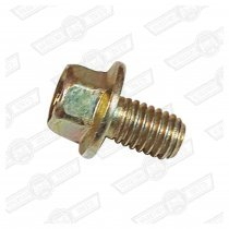 SET SCREW-FLANGED HEAD-M6 x 10mm