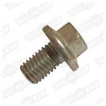 SET SCREW-FLANGED-M8 x 12mm