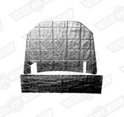 SOUNDPROOFING KIT-UNDERBONNET-2 PIECE-MINI-'59-'69