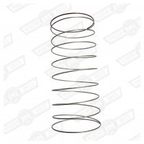 SPRING-PISTON-RED FOR FZX1535 CARBS. '89-'92 CAT MODELS