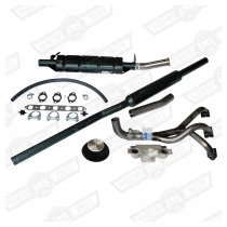 STAGE 1 KIT 850,998,1098 SALOON HS4 T/BOX C/EXIT P/X CONE