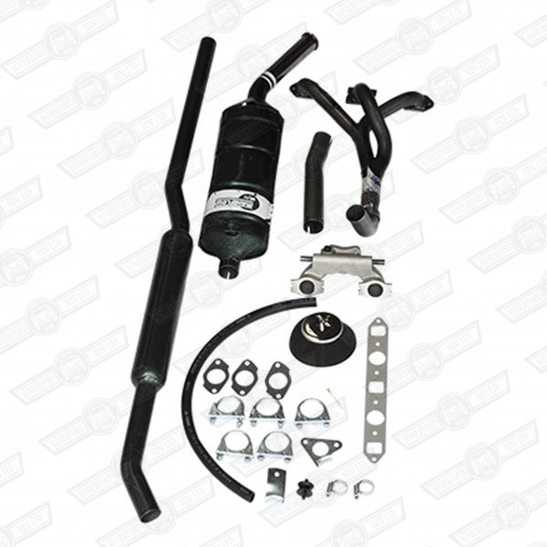 STAGE 1 KIT 850,998,1098 SALOON HS4 T/BOX S/EXIT P/X CONE