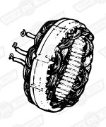 STATOR- 16 & 17ACR ALTERNATORS
