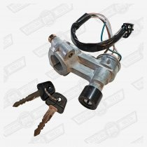 STEERING COLUMN LOCK ASSY.-'76 -'96 GENUINE