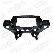 SUBFRAME-FRONT-RUBBER MOUNTED-AUTOMATIC '76 ON