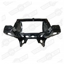 SUBFRAME-FRONT-RUBBER MOUNTED-MANUAL- MPI '97 ON