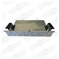 SUMP GUARD- SQUARE FRONT, FAST ROAD USE 4.2kg