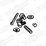 SUNDRY PARTS KIT-DUCELLIER DISTRIBUTOR-'77-'81